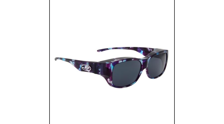 Jp: Vintage Purple- Polarvue Grey + Arc
