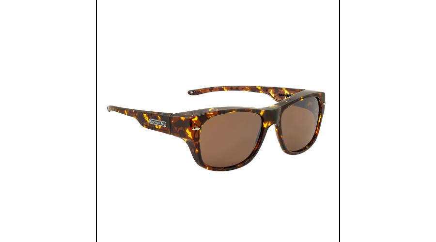 Jpe: Cool Classic Tortoise Polarvue Amber