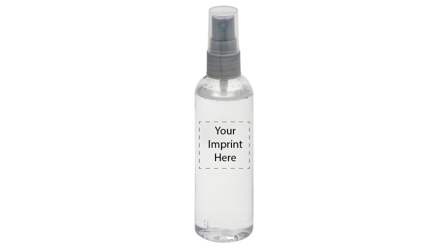 LENS CLEANER:4OZ CLEAR W/SILVER PUMP,SS