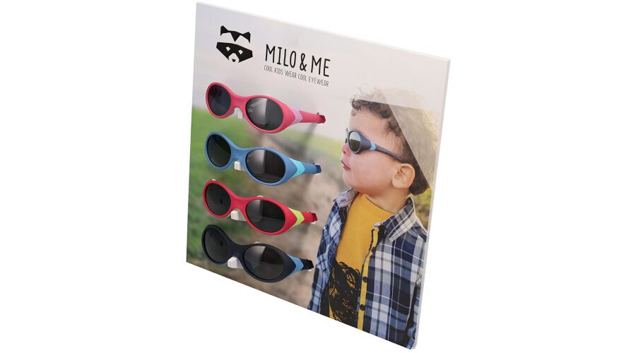Little Ones 4-Pc Toddler Sunglass Disp W/product