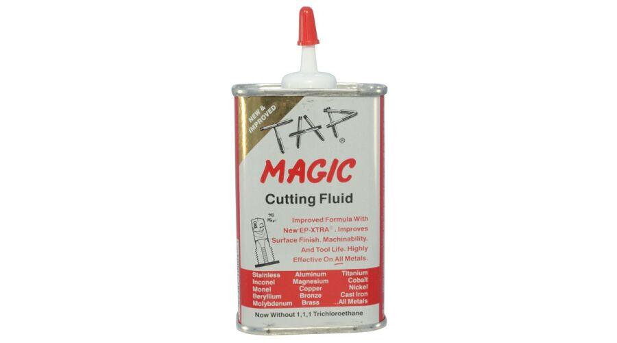 MAGIC TAP CUTTING FLUID, 4 OZ.