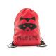MILO & ME DRAWSTRING BACKPACK, RED