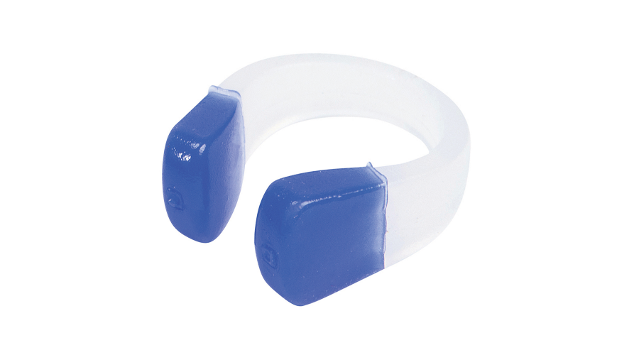 NOSE CLIP DELUXE (M) BL