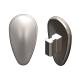 NOSE PADS: 11.7MM TITANIUM, PUSH-ON, 3 PR.