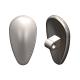 NOSE PADS: 11.7MM TITANIUM, SCREW-ON, 3 PR.