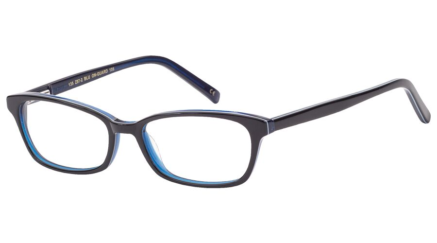 OG 108, BLUE 52-17-135 W/RIVETED SS