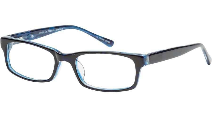 OG401 BLUE 52-17-135 W/EZ SHIELD