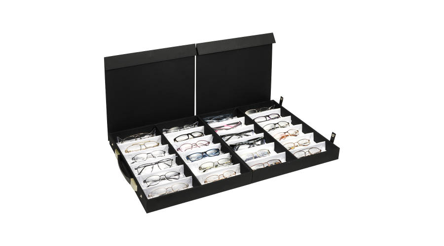 ONGUARD 24 PLACE FRAME CASE, EMPTY