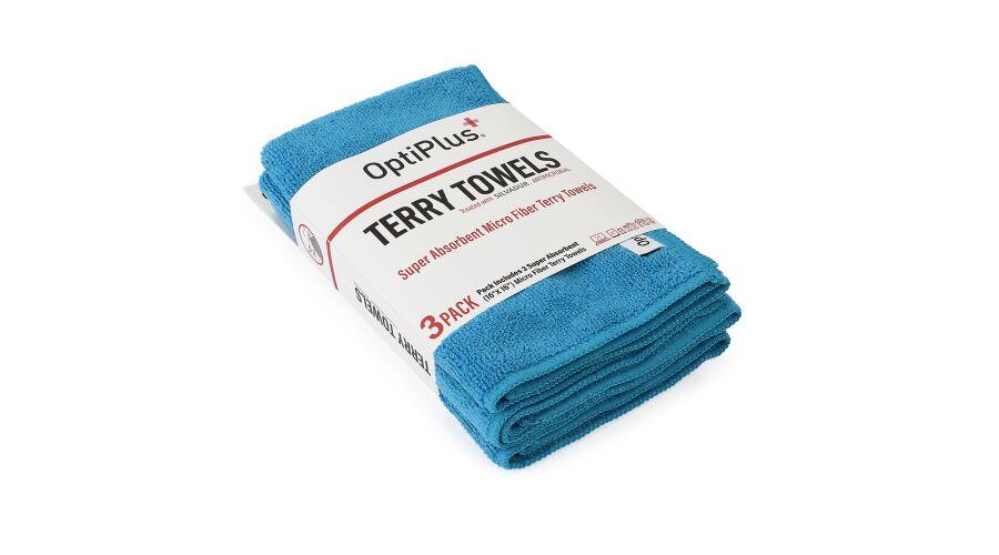 OptiPlus Resale Terry Towels