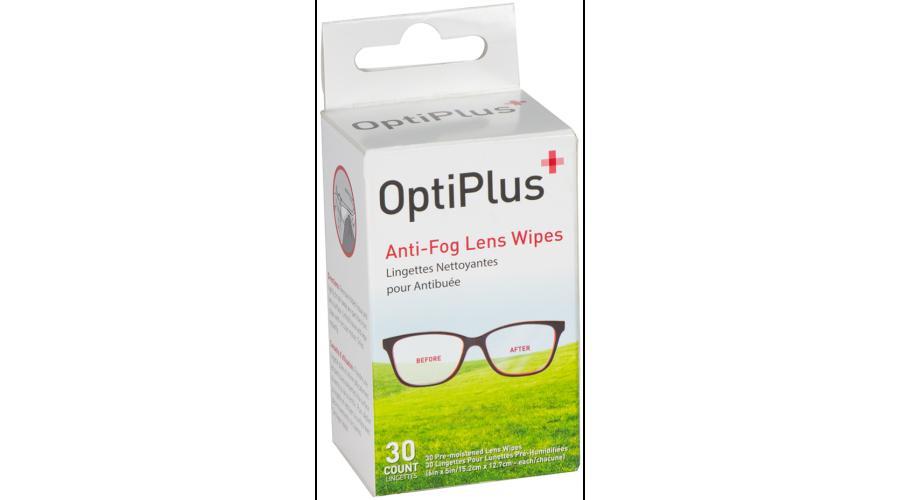 Optiplus Antifog Dispensing Replenishment Prepack 30Ct