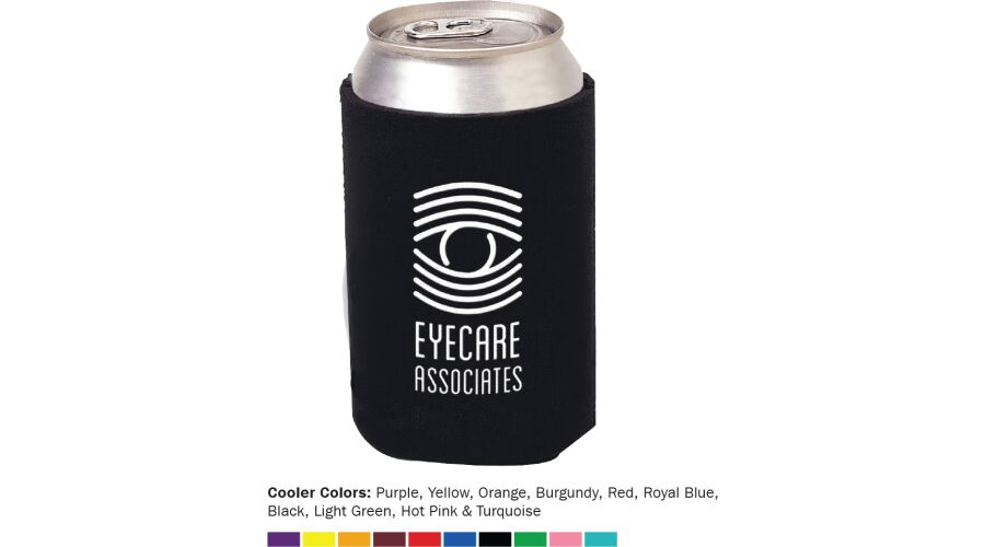 PERSONALIZED COLLAPSIBLE CAN COOLER