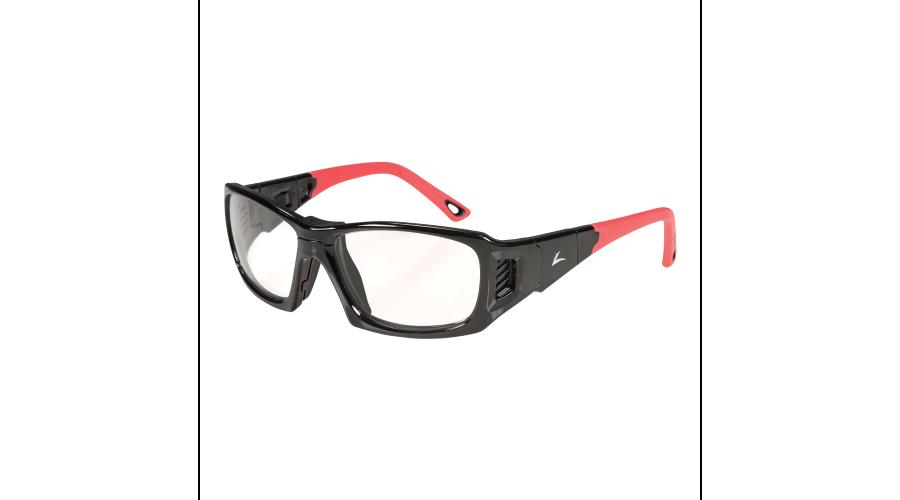PROX S SHINY BLACK/ RED SPORT PKG