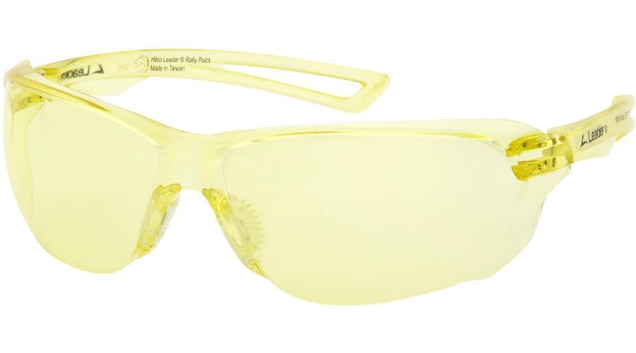 RALLY POINT YELLOW AF LENS/YELLOW FRAME ASIAN FIT