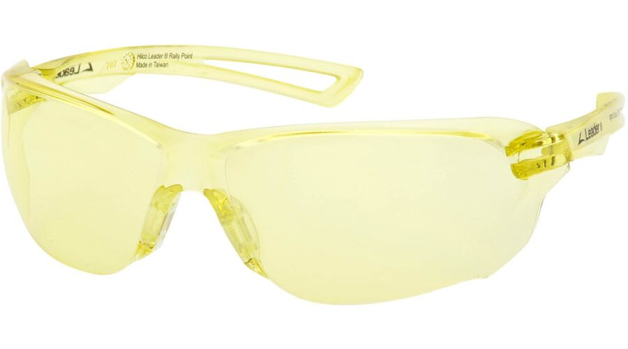 RALLY POINT YELLOW AF LENS/YELLOW FRAME STANDARD NASAL