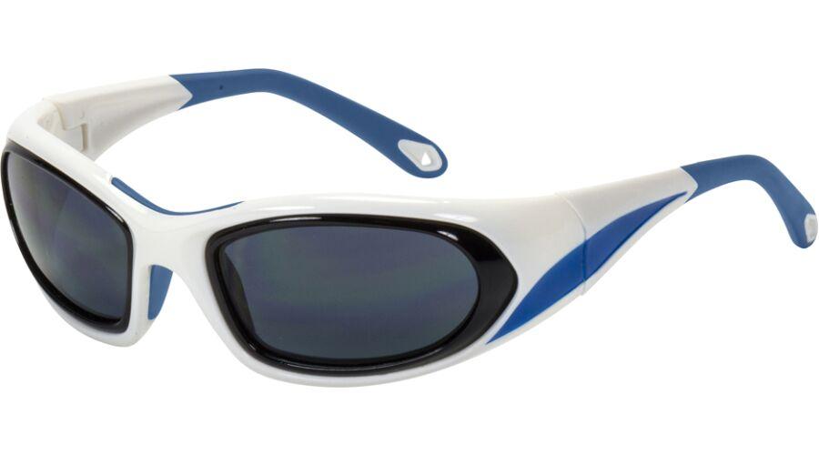 RX SUN - CIRCUIT FLEX WHITE/ELECT BLUE W/GRAY LENS