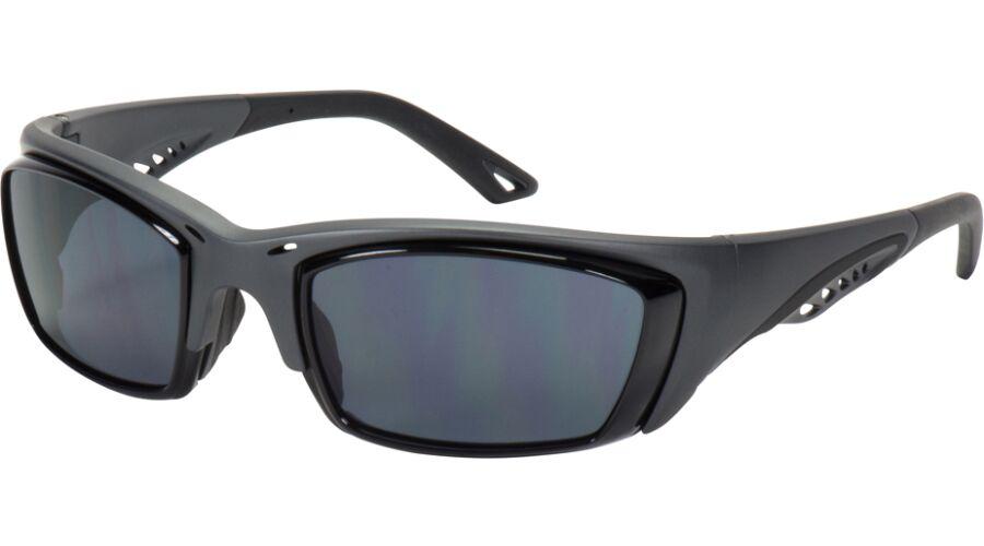 RX SUN - PIT VIPER MATTE GUNMETAL/BLACK BASIC PACKAGE