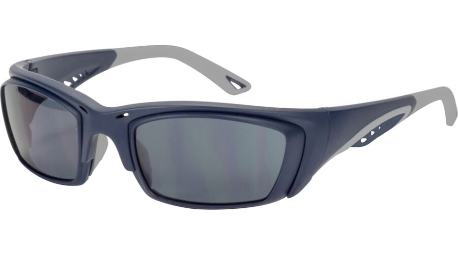 RX SUN - PIT VIPER MATTE NAVY/SILVER BASIC PACKAGE