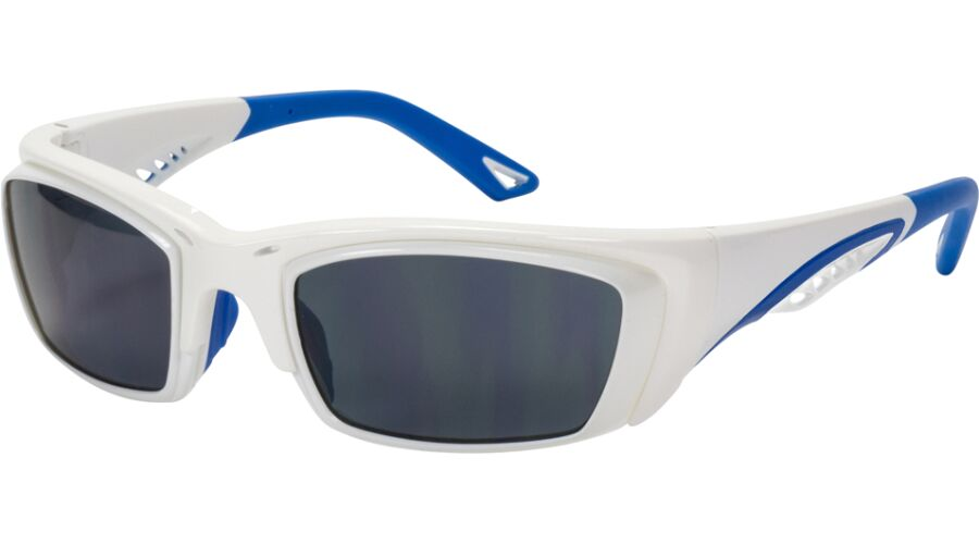 RX SUN - PIT VIPER SHINY WHITE/ELECT BLUE BASIC PACKAGE