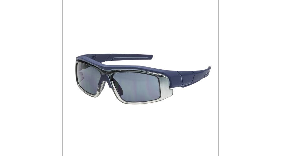 RX SUN - SUNFORGER MATTE BLUE/GRAY W/GRAY LENS