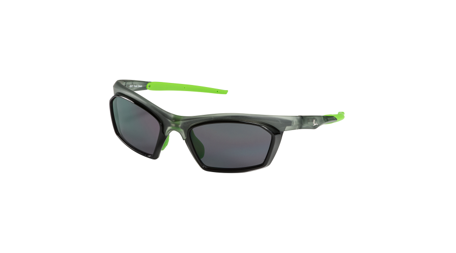 RX SUN - TRACKER MATTE GRAY/GREEN WITH GRAY LENS