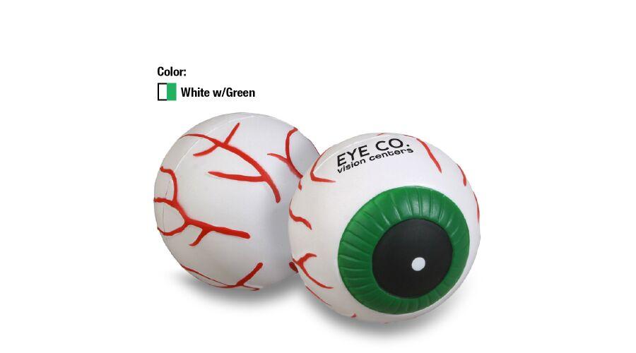 Round Eyeball Shaped Stress Reliever