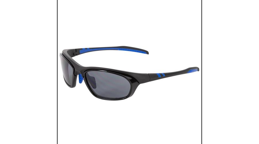 Rx Sun -Slipstream Black/neon Blue W/gray Lens