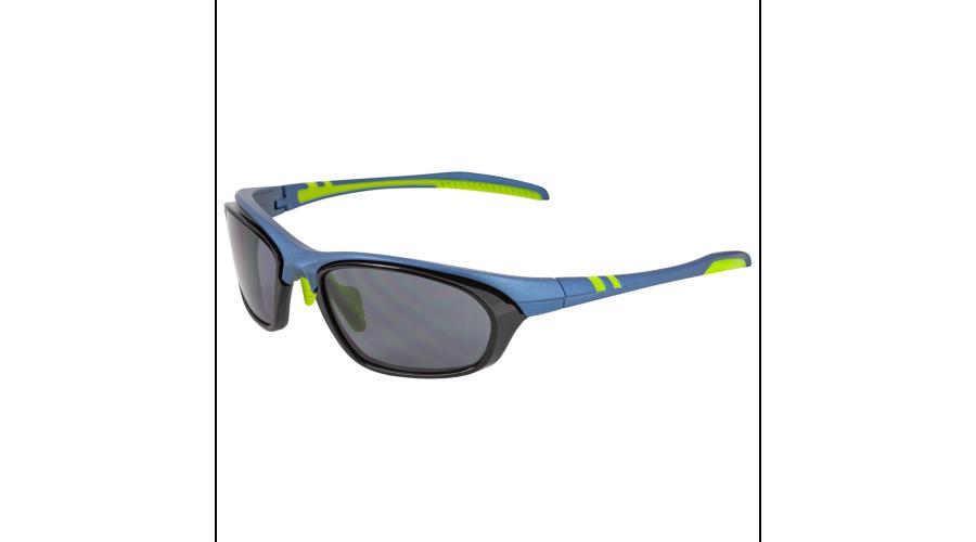Rx Sun -Slipstream Navy/lime Green W/gray Lens