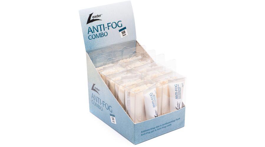 SHOPTIC ANTI-FOG COMBO KIT BX/10