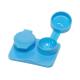 SOFT LENS FLAT PACKS BLUE / 50