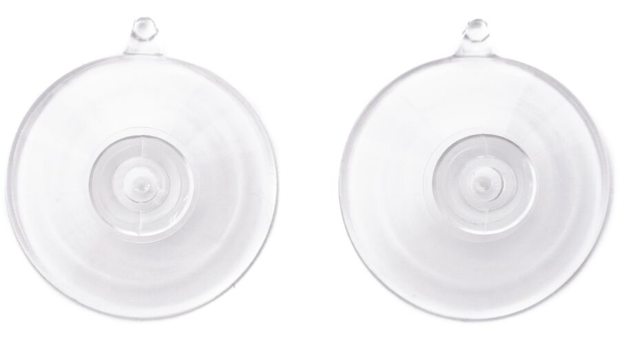 SUCTION CUPS ADULT/JR RX MASK ADAPTER, 1 PR