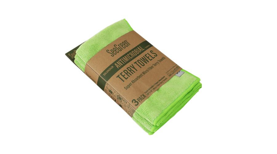 SeeGreen Resale Terry Towels