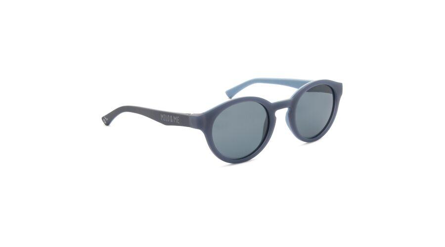 Sun Milo & Me 84060 Grey Blue/lt Grey Bl Polarized Grey 43-2