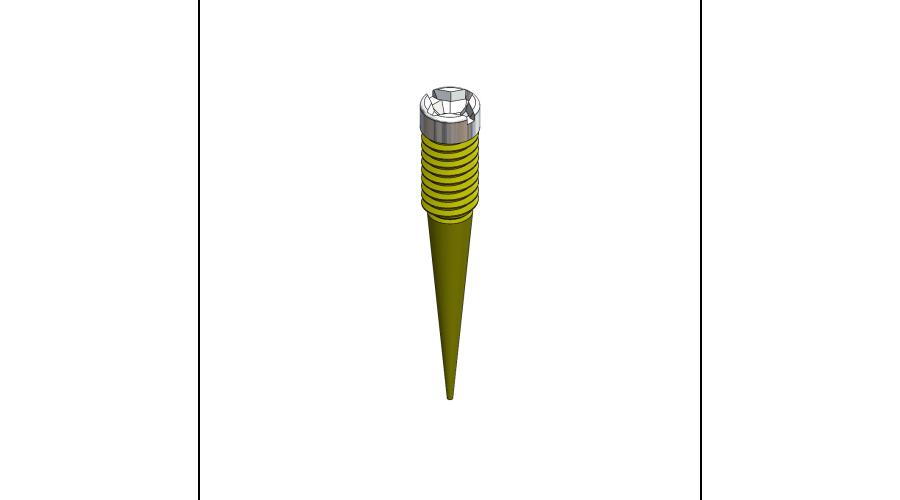 THREAD SEEKER XLT 1.4 X 4.0 25 PIECES
