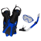 TROPIC TRAVELER SUPER KIT SR. BLUE LXL