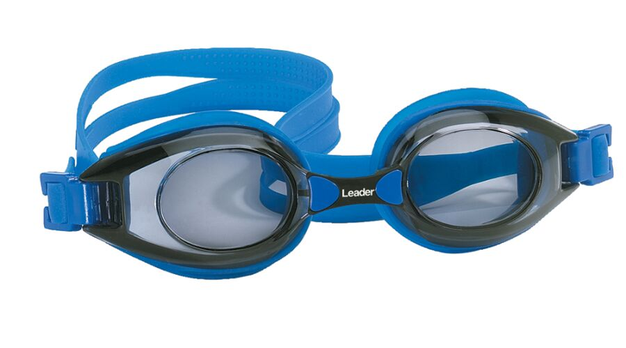 VANTAGE ADULT COMPLETE GOGGLE: BLUE/GRAY LENS, PLANO